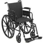 Cruiser III Lightweight Manual Wheelchair