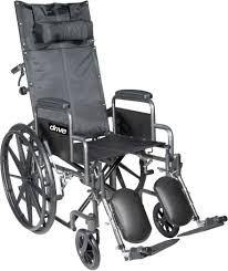 Drive Medical Recliner Wheelchair
